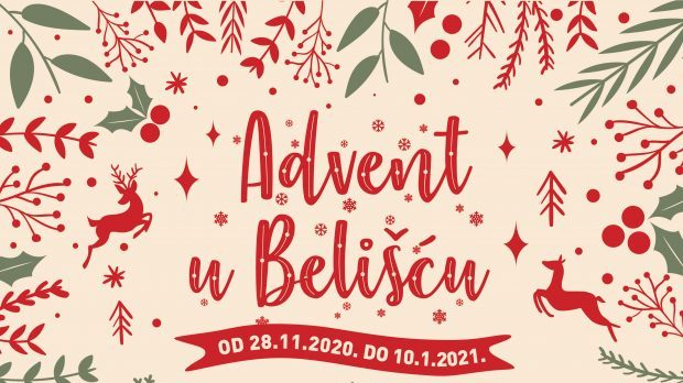 Advent u Belišću 2020.
