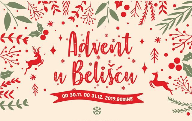 Bogat adventski vikend u Belišću