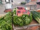 Prodaja povrća i suhomesnatih proizvoda