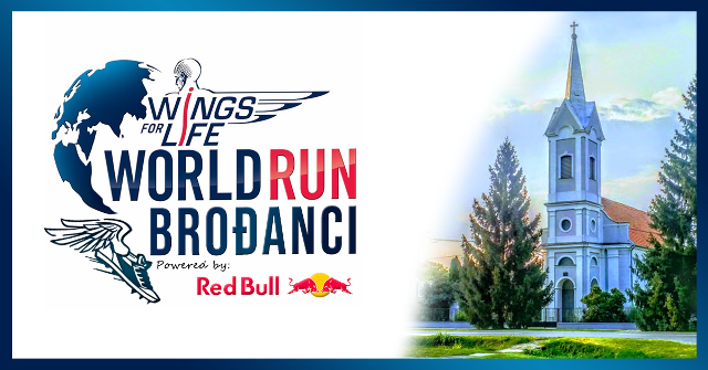 Wings for Life World Run i u Brođancima