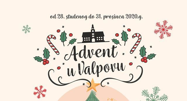 Advent u Valpovu 2020.